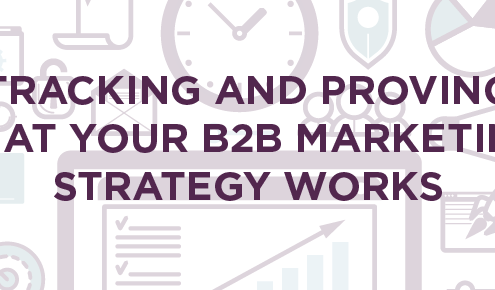 Tracking and Proving That Your B2B Marketing Plan Works - Marketing That Doesn't Suck - Pomerantz Marketing