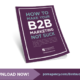 How to Make Your B2B Marketing Not Suck - Pomerantz Marketing