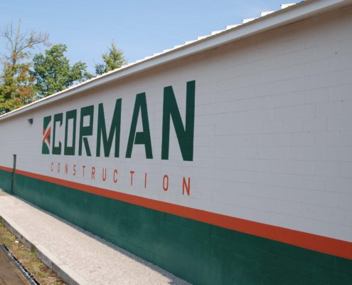 Corman Construction - Portfolio - Pomerantz Marketing