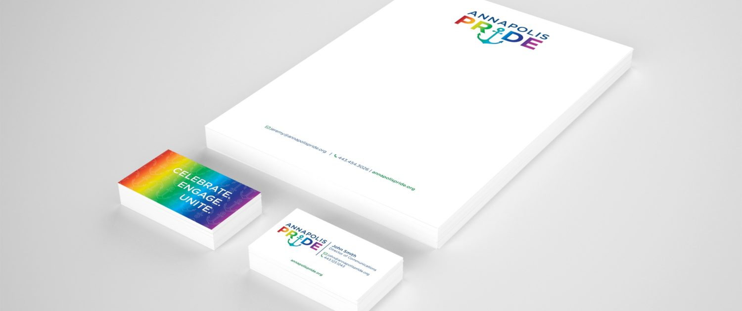 Annapolis Pride - Portfolio - Pomerantz Marketing